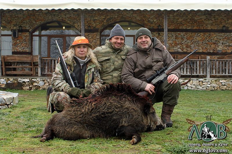 Януарски лов в ЛС Гогово нивище