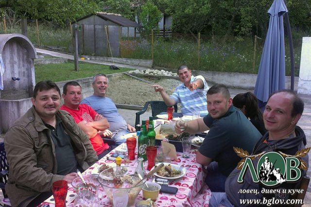 Георги Младенов, Огнян Траянов, Васил Терзийски, Христо Грозков, Иван Маринов и Владо