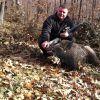 Иво го очаква първия му трофей на дива свиня