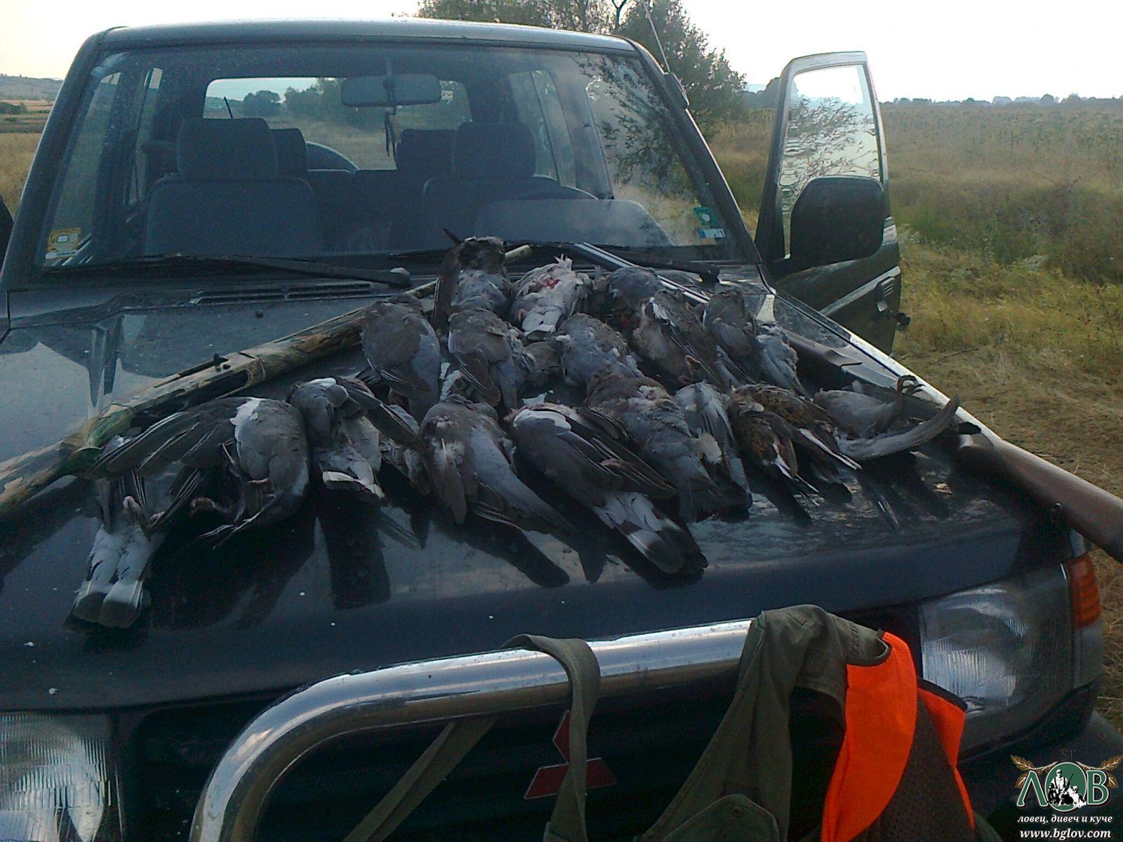Време за лов