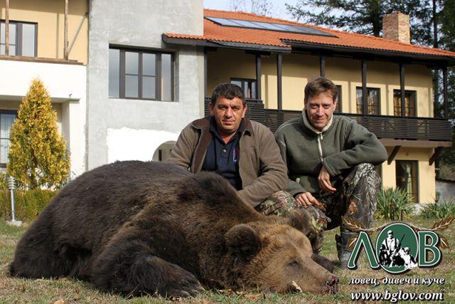 Лов на мечка в ДЛС Русалка - Андриян Почекански